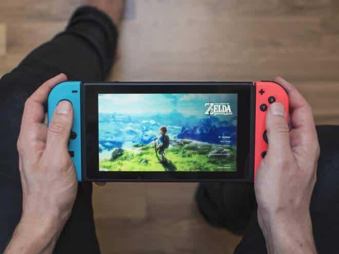 Nintendo anuncia que Switch chegará oficialmente ao Brasil