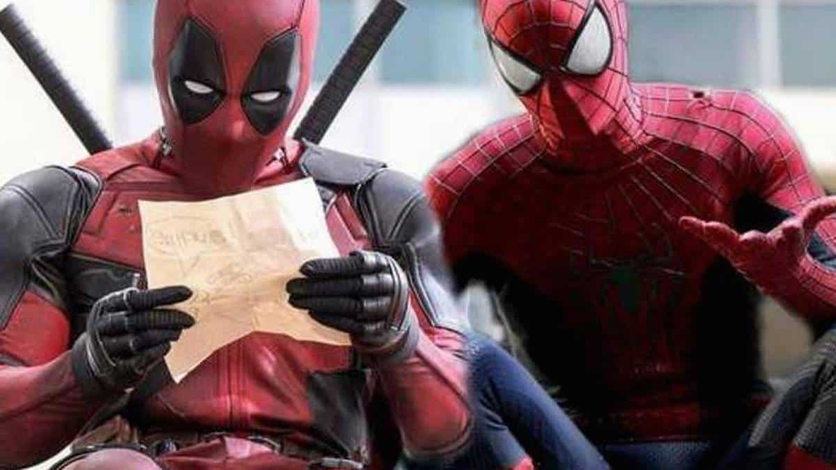 Deadpool e Spiderman