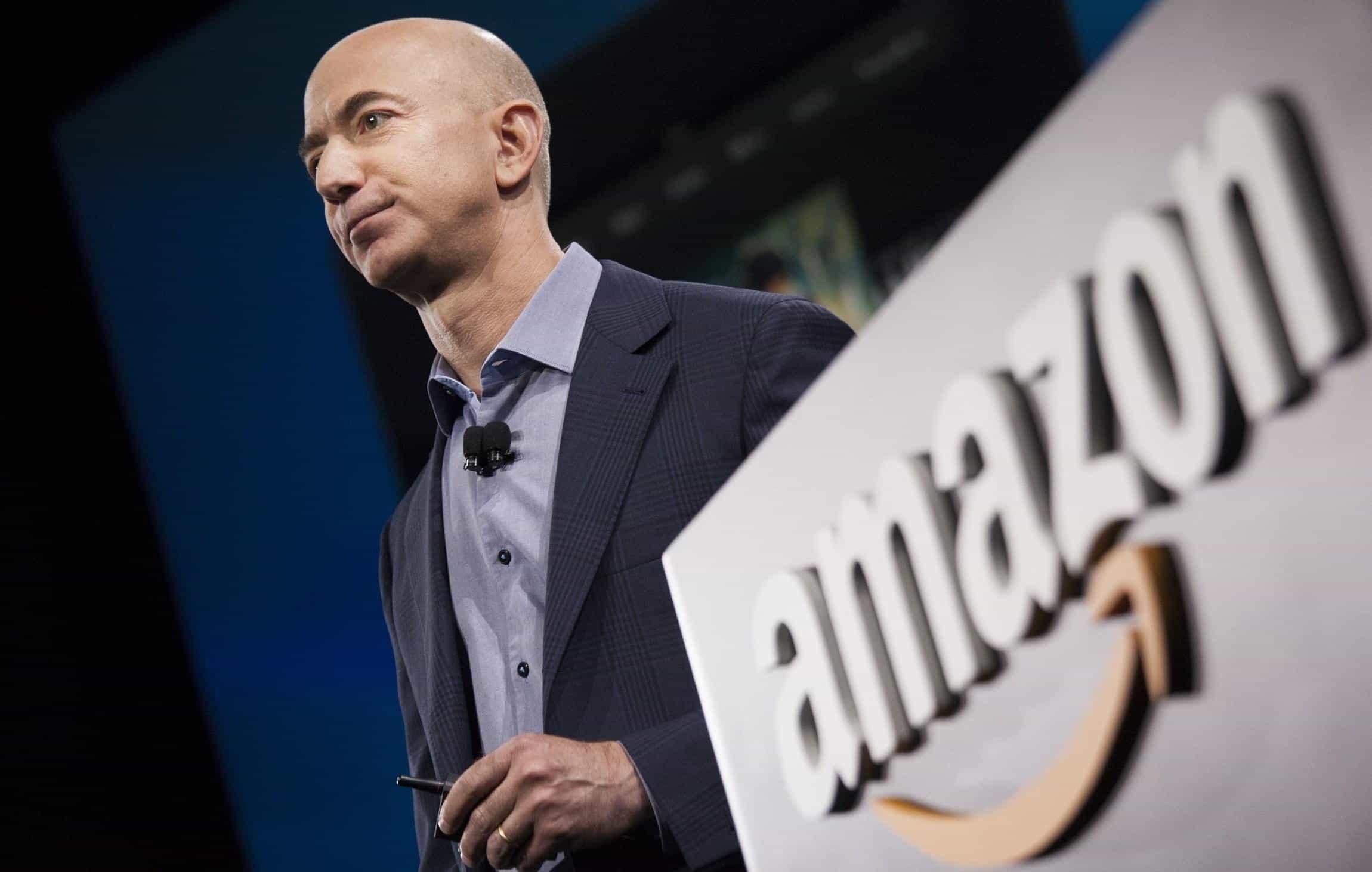 O que Jeff Bezos espera da Amazon de 2030