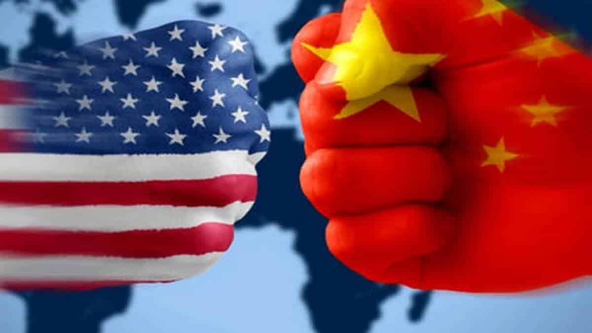EUA vs. China