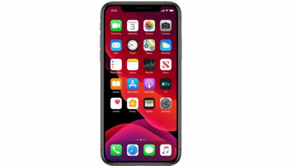 Apple lança atualização iOS 13 para celulares Iphone