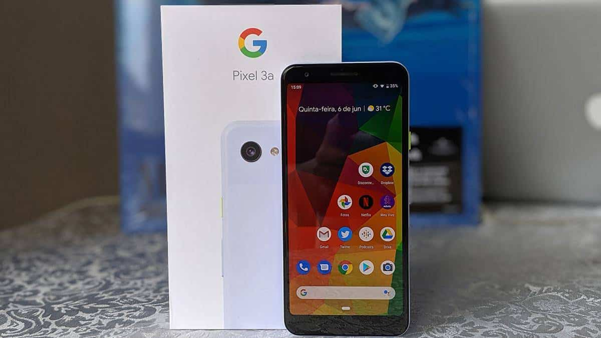 Review do Google Pixel 3a
