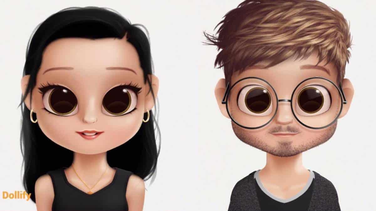 Como Usar O Dollify Para Criar Caricaturas Com O Android Ou