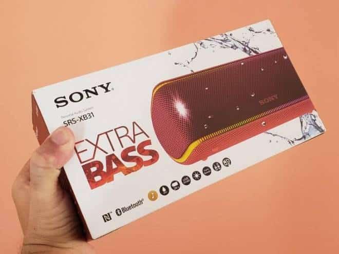 Review Sony SRS-XB31: caixa de som dura na queda e com um belo áudio