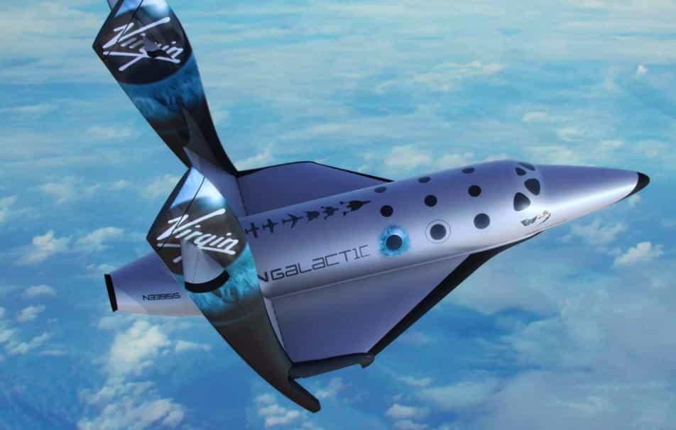 Virgin Galactic se prepara para voos turísticos suborbitais