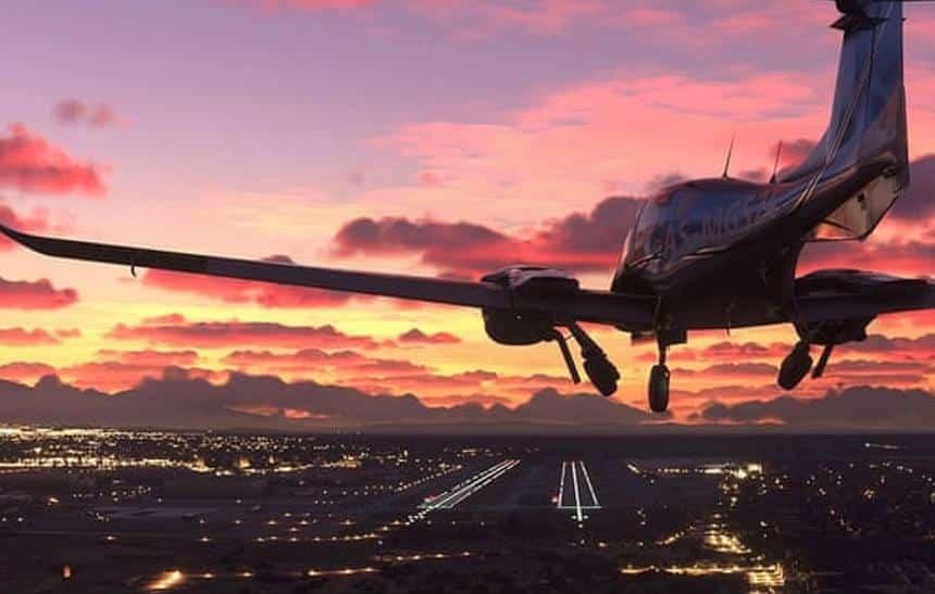 Flight Simulator   - cover