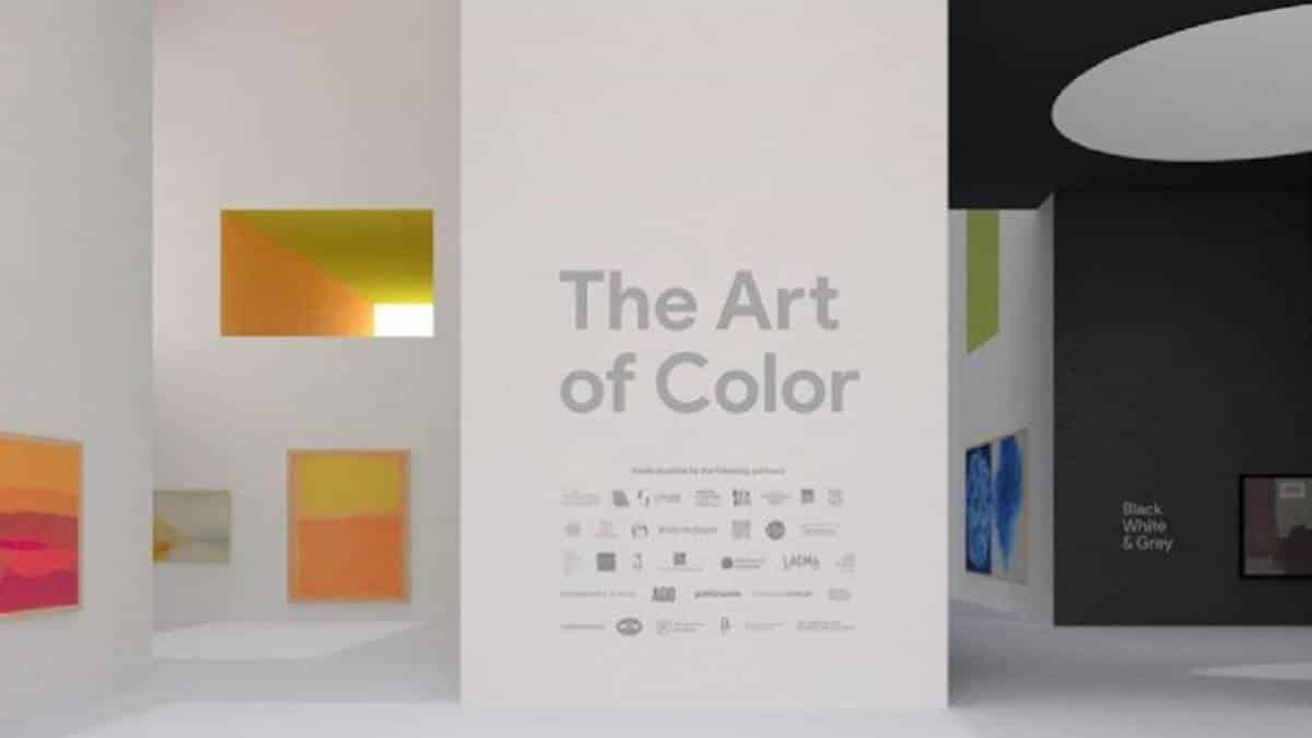 The Artof Color, Google Arts & Culture