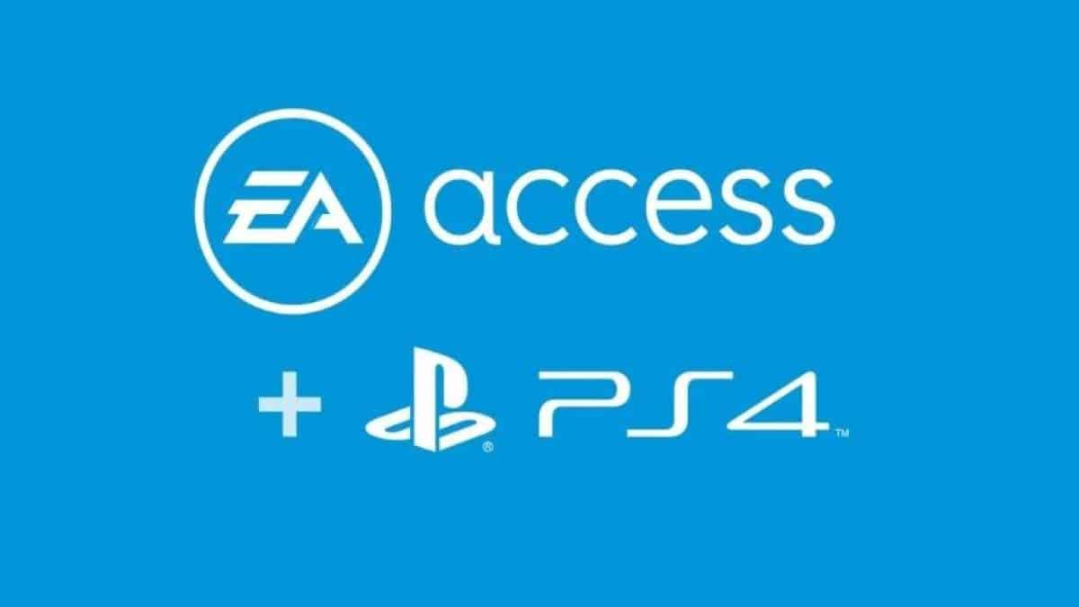 EA Access e Ps4