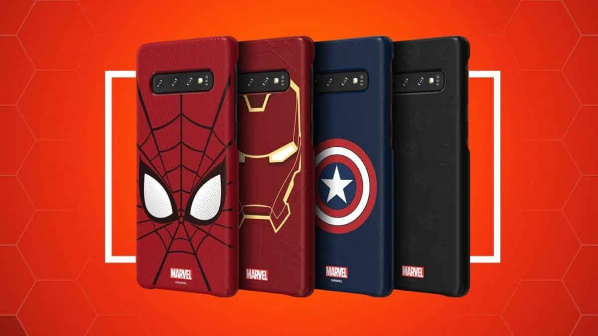 galaxy s10 marvel