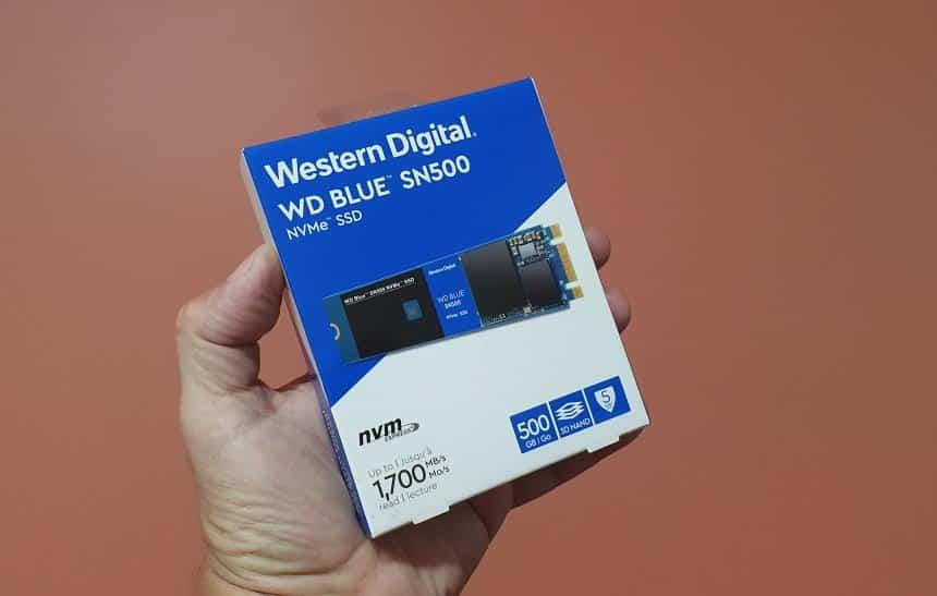 Review do WD Blue SN500: uma ótima opção de upgrade de armazenamento