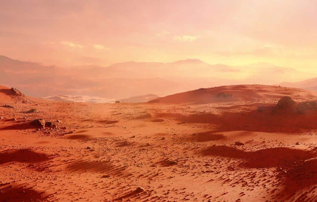 Nasa nega existência de 'insetos e répteis' em Marte