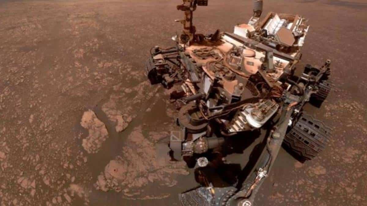 Rover Curiosity completa oito anos em Marte
