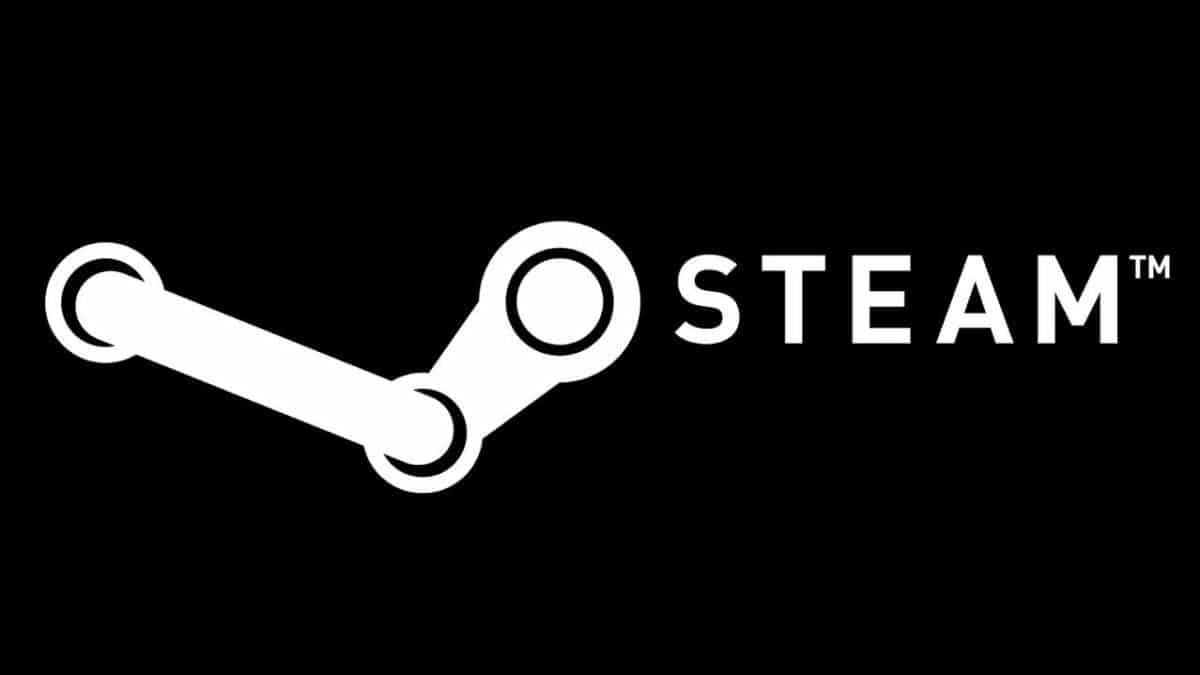 Logo do Steam
