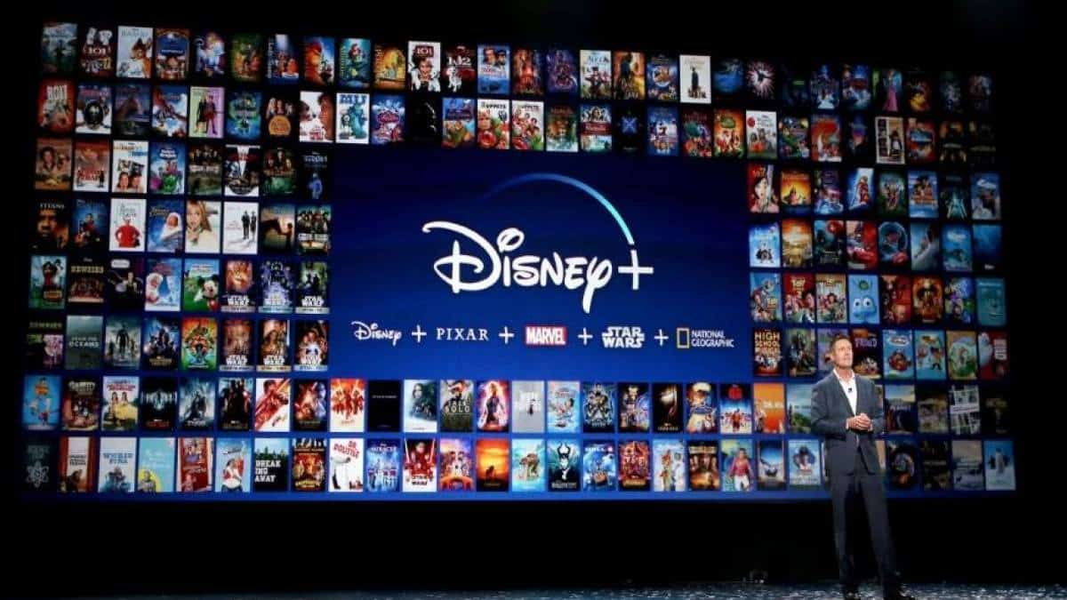 Disney Plus na D23 Expo