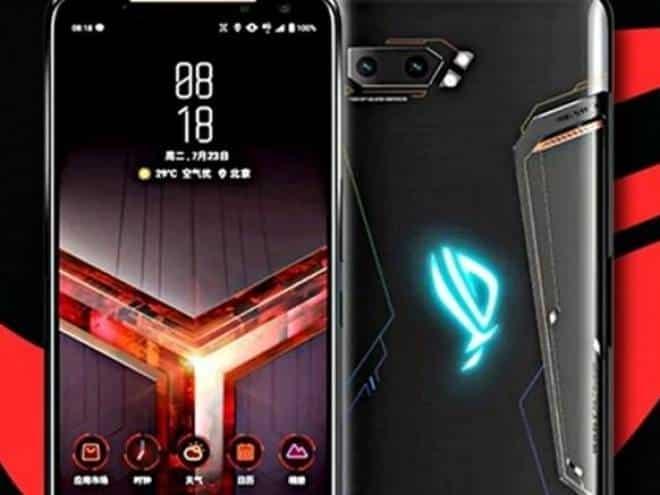 Asus anuncia o lançamento do ROG Phone II no Brasil