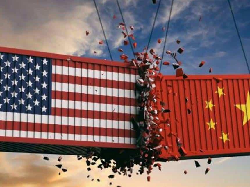 China exige que governo dos EUA remova sanções a startups de IA