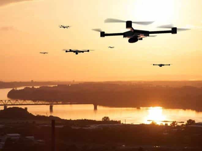 Aplicativo vai permitir monitorar qualquer drones próximos a você pelo smartphone