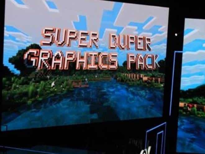 Minecraft deve ganhar gráficos mais realistas