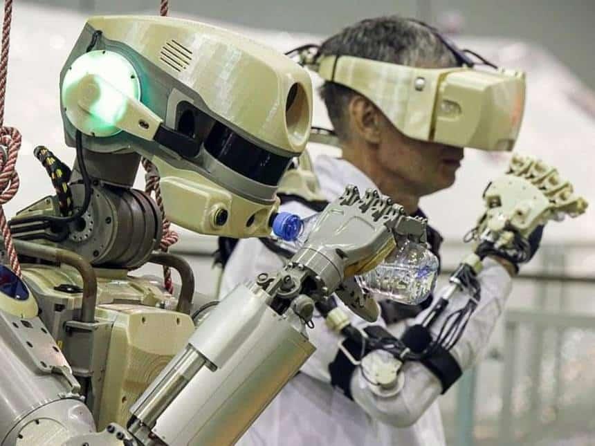 20190814114407_860_645_-_fedor Astronauta-robô está pronto para ir ao espaço