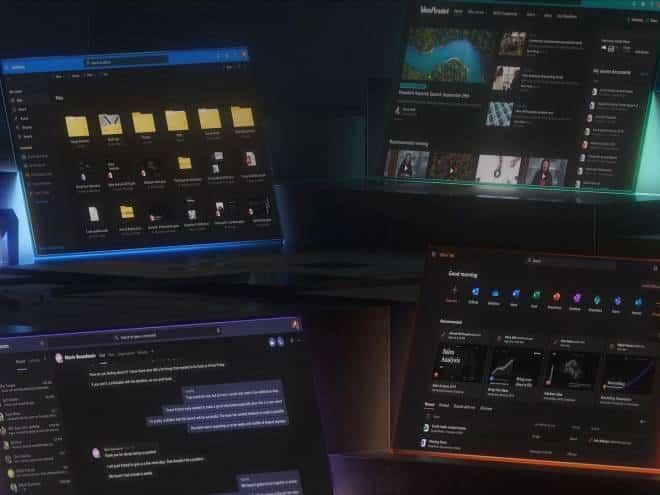 Microsoft lança modo escuro para os aplicativos do Office
