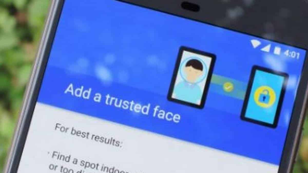 Android Trusted faced