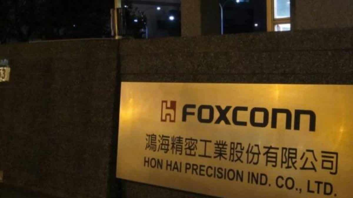 Apple e Foxconn