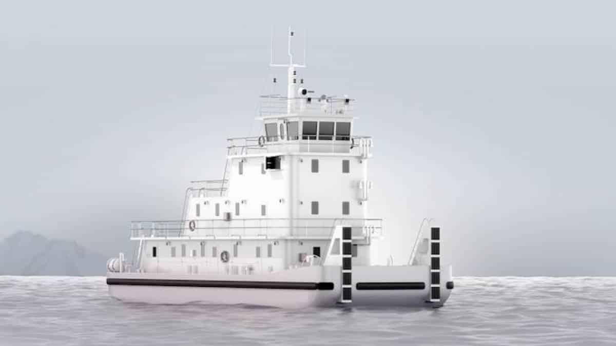 Resultado de imagem para Embarcação movida à hidrogênio será lançada na Europa