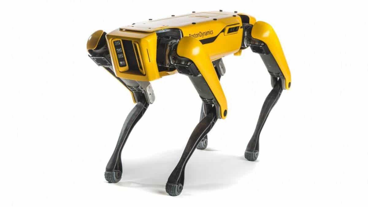 Boston Dynamics começa a vender o incrível robô Spot