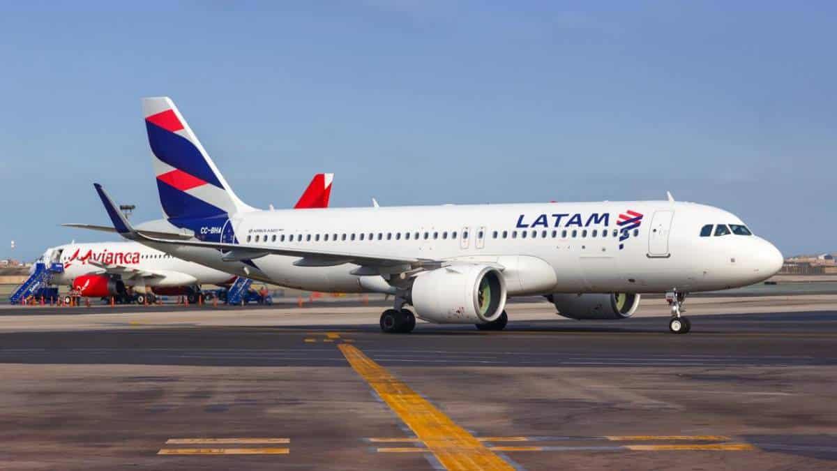 LATAM adiciona cerca de 1,2 mil voos e 218 mil assentos na alta temporada no Brasil