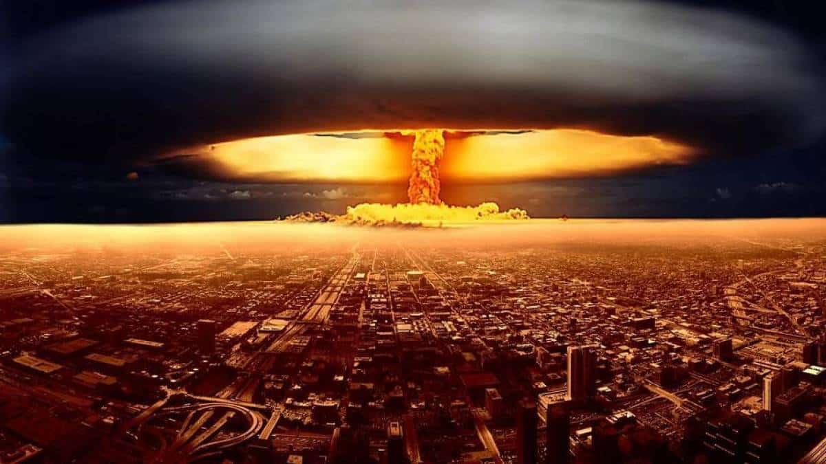 Resultado de imagem para imagem guerra nuclear