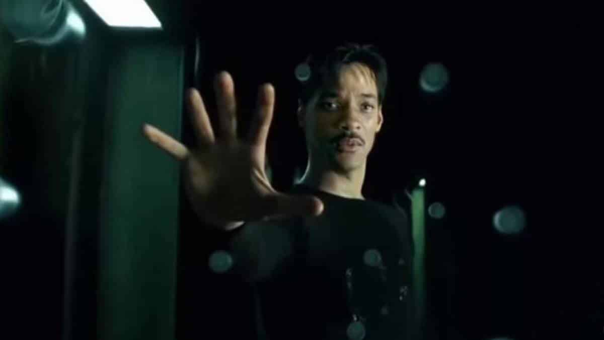 Will Smith e Matrix