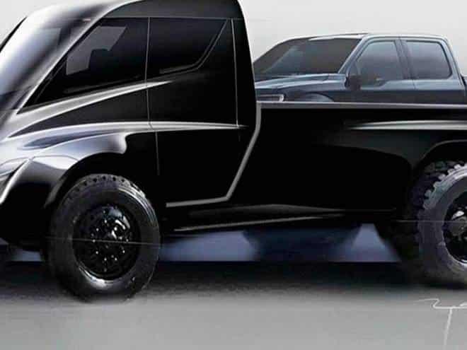 Tesla deve lançar uma nova caminhonete elétrica em setembro