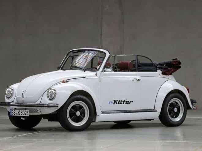 [Atualizado] Volkswagen vai converter fuscas em carros elétricos