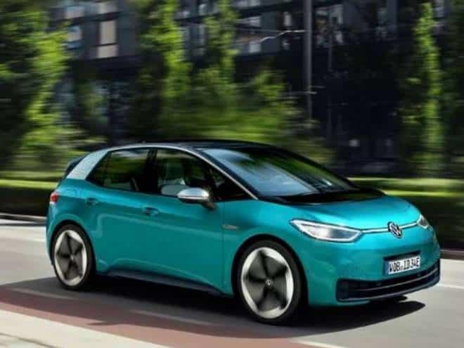 Volkswagen revela o ID.3, seu primeiro carro elétrico para as massas