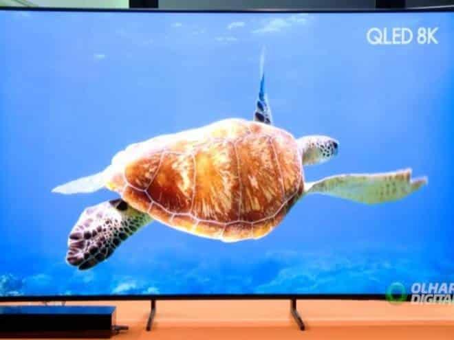 Review da Samsung Q900N: uma Smart TV com resolução 8K