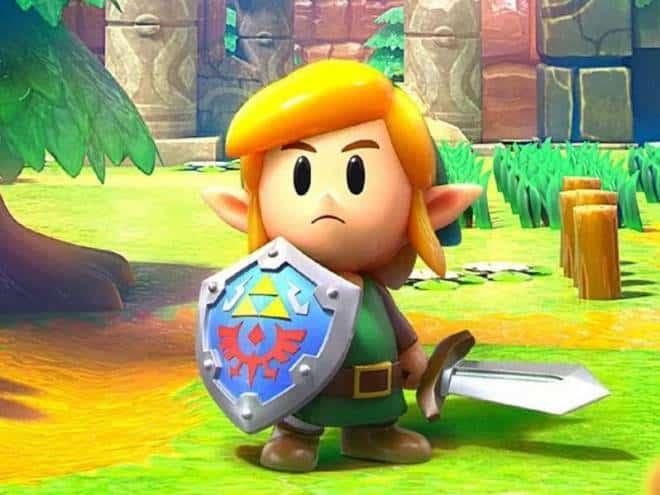 Nintendo divulga novo trailer de The Legend of Zelda: Link's Awakening