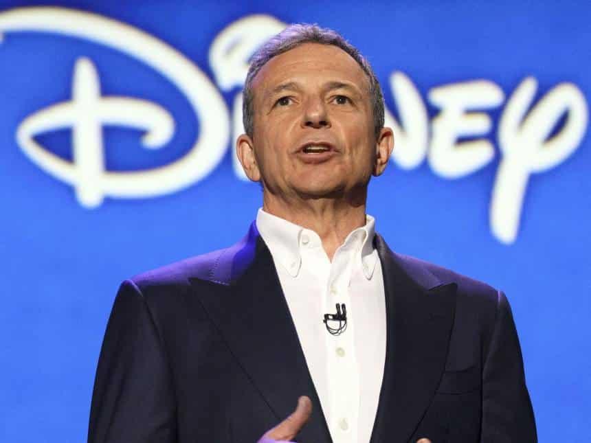 CEO da Disney se desliga da Apple após anúncio do Apple TV+