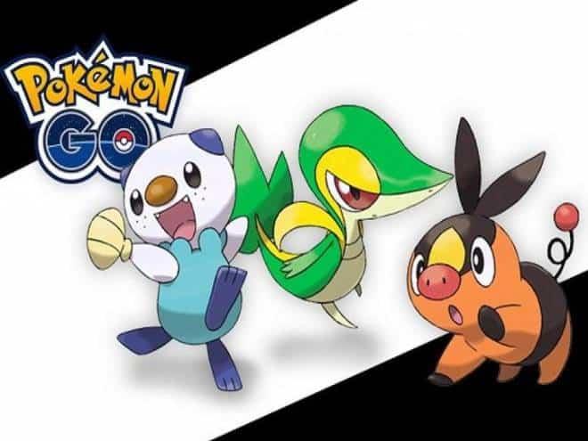 Pokémon GO apresenta universo de Unova, a quinta geração do jogo