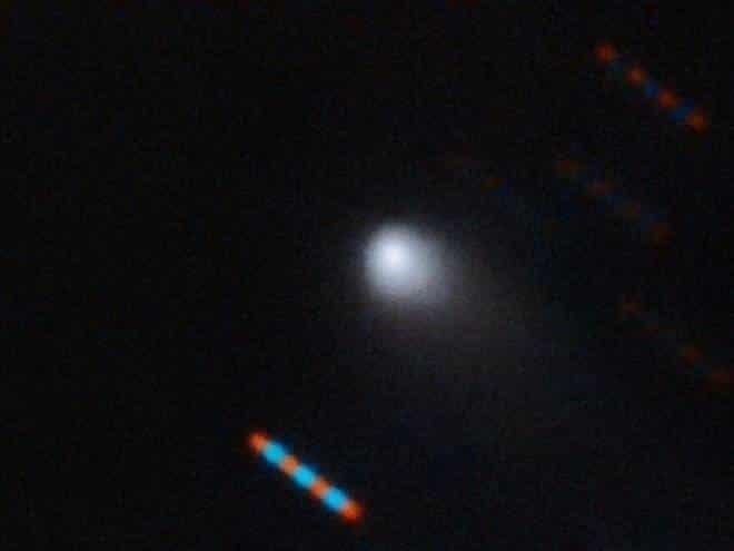 Cometa interestelar teria composição igual a corpos do sistema solar