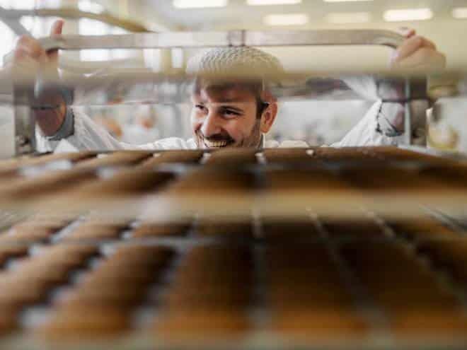 Tecnologia, biscoitos e automação: uma história surpreendente