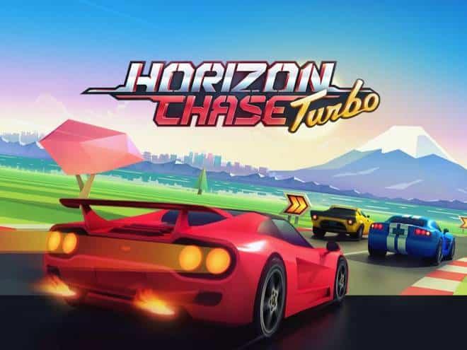 Primeiro pacote de DLC de Horizon Chase Turbo já está disponível