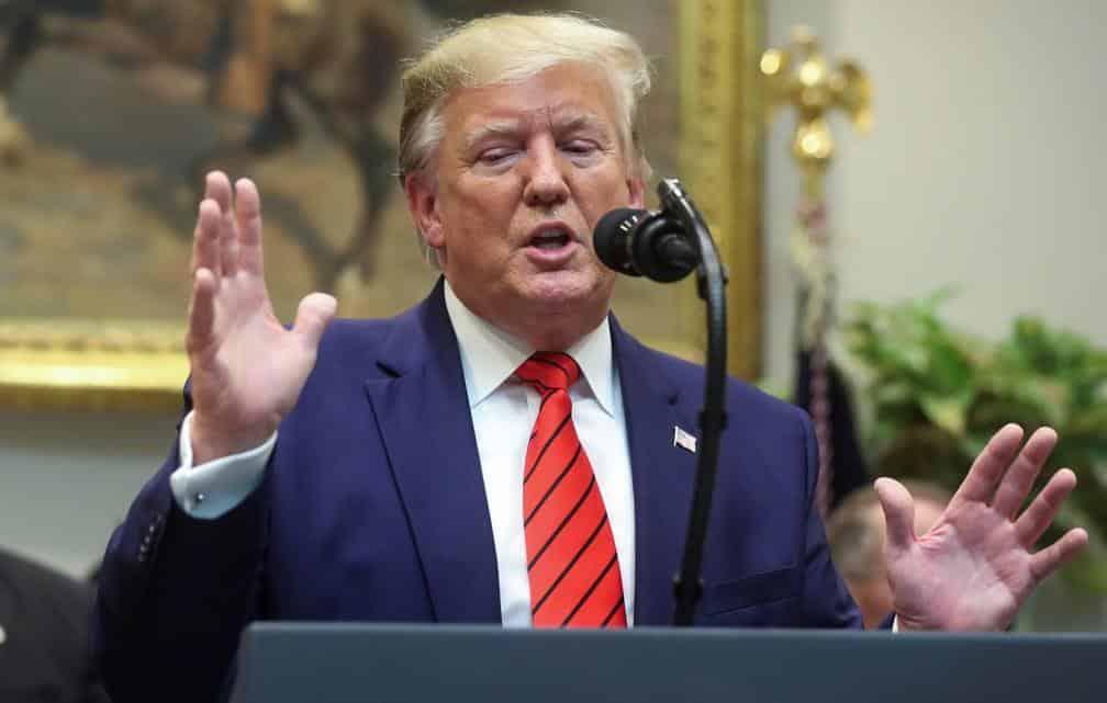Trump diz que EUA cortarão laços com a Organização Mundial da Saúde