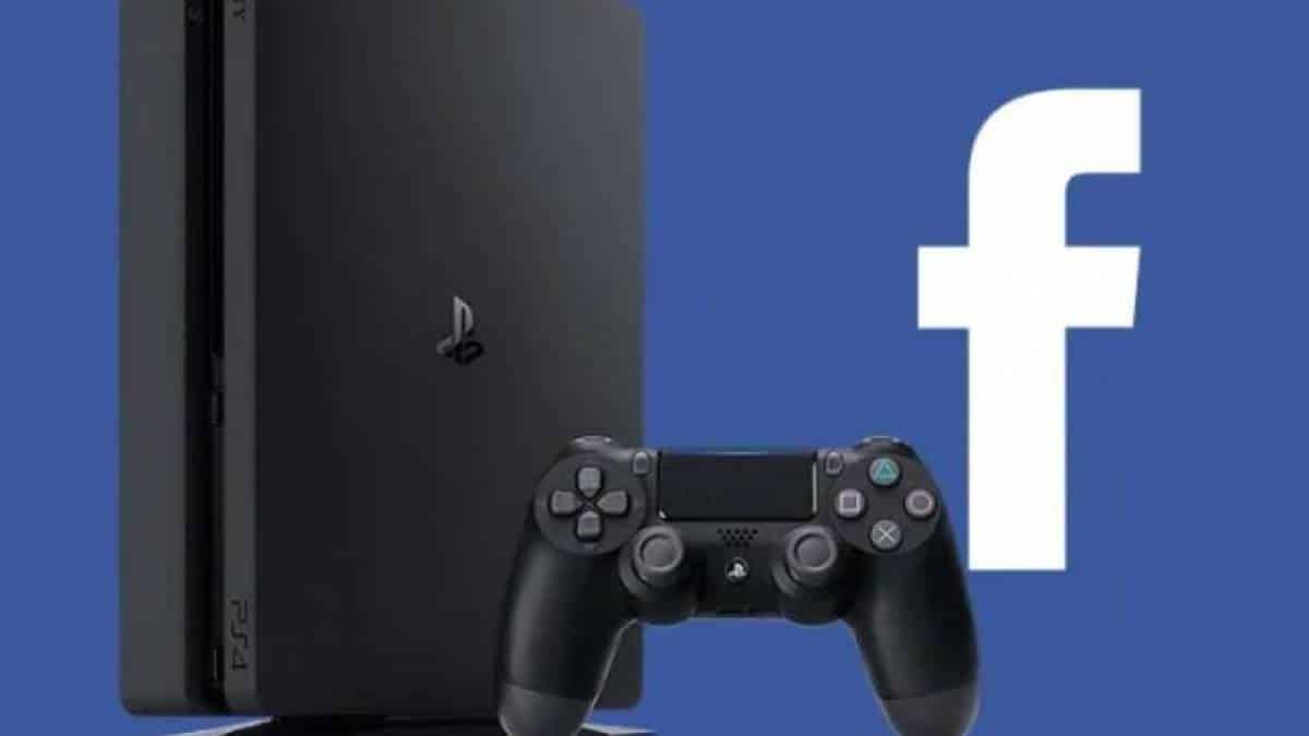 PlayStation e Facebook