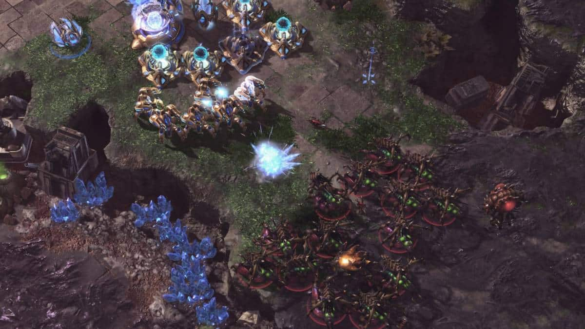 IA do Google em StarCraft II