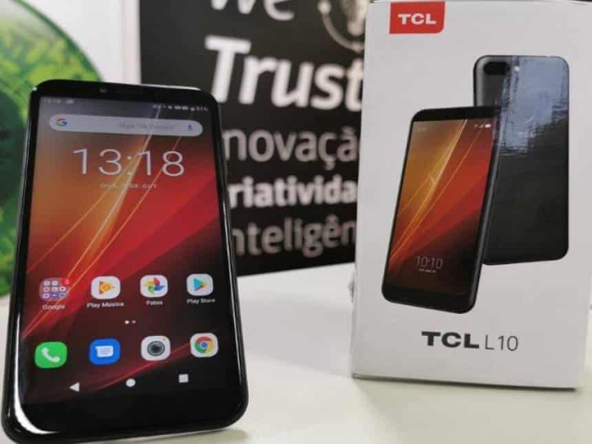 Review do TCL L10: performance mediana e c?mera decepcionante