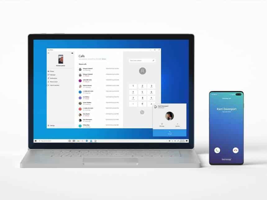Windows 10 permite atender ligações pelo PC usando integração com Android