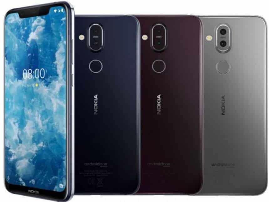 Android 10 é lançado para smartphones Nokia 8.1