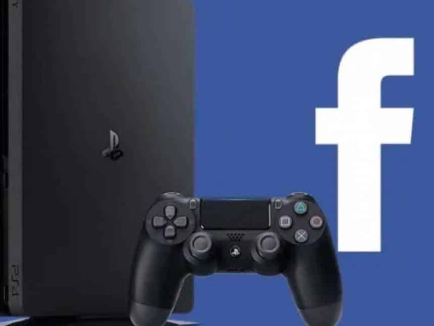 Sony remove integração do Facebook com PlayStation 4