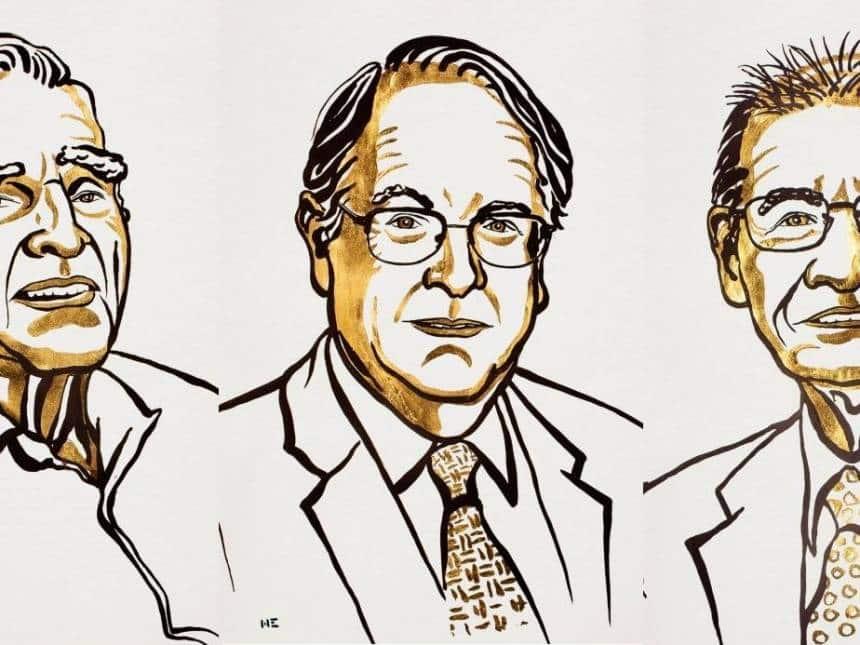 Trio que inventou a bateria de l?tio vence o Nobel de Qu?mica