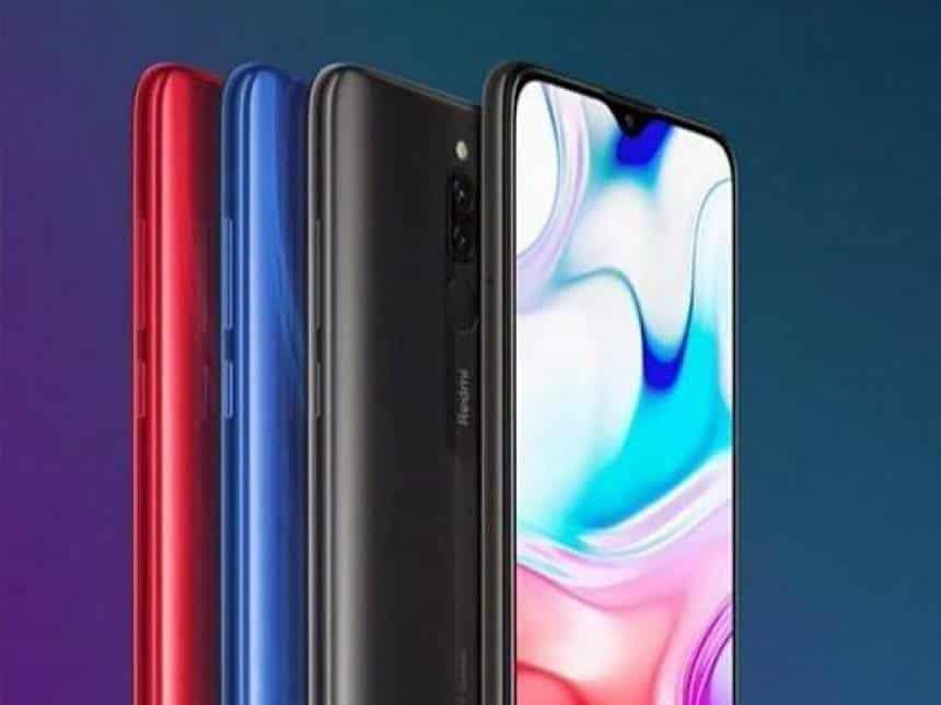 Xiaomi lan?a o smartphone Redmi 8 com c?mera dupla